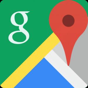 Ícone Google Maps